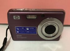 HP S8360 Purple Digital Camera Only- NO Accessories