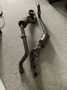 Catalytic Converter and Headers for 2015-2018 Ford Mustang GT OEM Exhaust