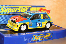 Slot SCX Scalextric Superslot H3494 MG Metro 6R4 Lawrence Gibson Nº4 - New