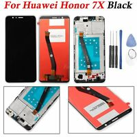 For Huawei Honor 7X/Mate SE LCD Display Touch Screen Digitizer Frame Assembly