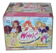Winx Club Magical Moments Box 50 Packs Stickers Panini