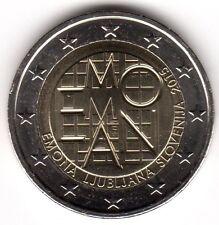 2 Euro-Sondermünze SLOVENIEN 2015 EMONA Sofortlieferung