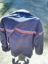 FedEx Reflective Uniform Hooded /Coat Stan Herman- Size REGULAR-L