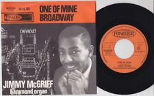 Jimmy McGRIFF * 1963 MOD JAZZ R&B SOUL Hammond Dancers * Dutch 45 * Listen!