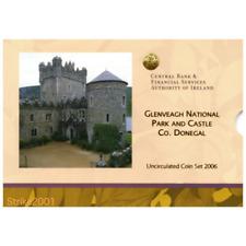 Euro IRLANDA 2006 in Folder Ufficiale