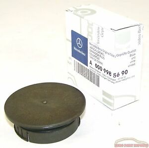 Mercedes Benz  ENGINE EXPANSION PLUG For VACUUM PUMP 65MM Germany Genuine OE