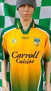 Offaly GAA Official O'Neills Gaelic Football/Hurling Jersey Shirt (Adult Medium)