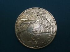 piece de monnaie 10 euros 2011 reunion