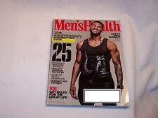 MEN'S HEALTH MAGAZINE November 2013 USHER 25th Anniversary Our Best Tips Ever!