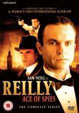 REILLY ACE OF SPIES the complete series. Sam Neill. 3 discs. New DVD.