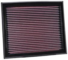 K&N Hi-Flow Performance Air Filter 33-2873 fits Volvo C30 2.4 i,T5