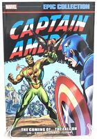 Captain America Epic Collection The Coming of The Falcon Marvel Comics New TPB
