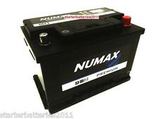 ALFA ROMEO, AUDI, CADILLAC, CHRYSLER, PORSCHE -TYPE 096 Car Battery NUMAX 096