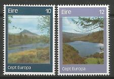 Irlanda. 1977. Europa (paisajes). Sg: 406/07. menta nunca con bisagras.