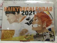 Haikyuu! 2021 Comic A3 Size Calendar Jump Comics Anime Manga Collection New