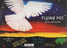 FLYING MIX disco LP 33 KOXO GARY LOW PINK PROJECT KLEIN B.B. AND BAND  ITALY