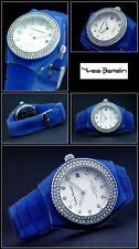 Sporty Unisex Summer Watch Ives BERTELIN Good to Read with Stone NEW