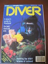 Diver Magazine February 1992