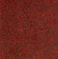 20 New Velour Lava Red Black CARPET TILES For Home and Office use