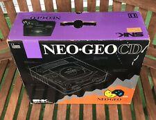 boite SNK neo geo CD box neogeo top loading japan officielle seule box jap