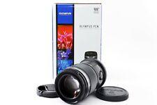 Olympus M.Zuiko Digital ED 60mm F/2.8 Macro Lens W/BOX From JP [Exc++] #514129A