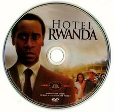 Hotel Rwanda, Don Cheadle, Sophie Okonedo, Nick Nolte Terry George(dvd disc only