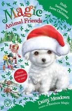 Holly Santapaws Saves Christmas-ExLibrary