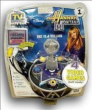New Hanna Montana Plug and Play TV Game FREE SHIPPING