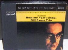 XRCD CD VICJ-60373: Bill Evans Trio - How My Heart Sings! - 1999 JAPAN OOP NM
