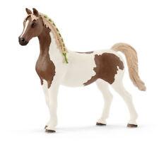 Schleich 13838 Pintabian Half Arabian Pinto Mare Horse Model Toy 2017 - NIP