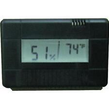Digital Hydrometer, Measures Temperature And Humidity