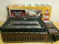 Iwatani Portable Gas Grill Stove CB-ABR-1 Yakitori outdoor BBQ FAST SHIP from JP
