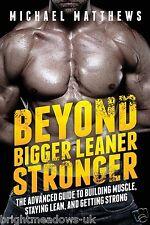 Beyond Bigger Leaner Stronger Advanced Bodybuilding Muscle Fitnes Shredded Book