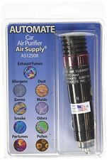 Auto-Mate On-the-Road Plug-In Ionic Air Purifier AS1250B