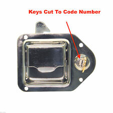 Replacement GEELONG Tool box Keys Cut From Code Number-Toolbox Key-Free Postage
