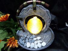 Zimmerbrunnen Kugel mit Bogen