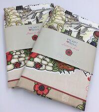 Heart & soul Lancashire Tea towel