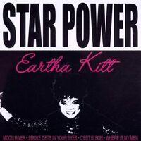Eartha Kitt Star power (16 tracks, 2002) [CD]