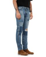 Levi's 511 Warp Stretch Slim Fit Mens Jeans - Jupiter Warp DX
