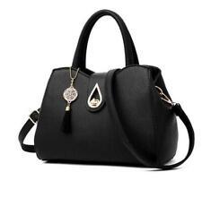 Women Handbags Tote Shoulder Bags For Women Pu Leather Top Handle Satchel T