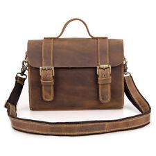 Leather message bags-Cross body bags-mini iPad-Slim