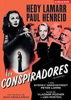 LOS CONSPIRADORES (THE CONSPIRATORS)