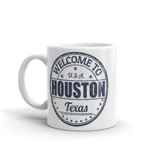 Houston TEXAS USA di Alta Qualità 10oz Tazza Da Caffè Tè #5222