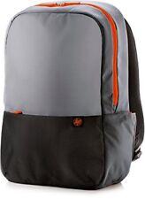 Hp 15.6 Duotone Orange Backpack (y4t23aa#abb)