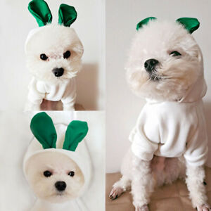 Pet Dog Winter Hoodies Clothes Cat Puppy Coat Warm Sweater Clothing Pet Supplies