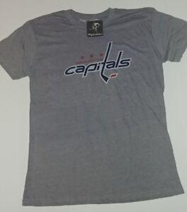 Washington Capitals Men's Super Soft T-shirt NWT Size XL