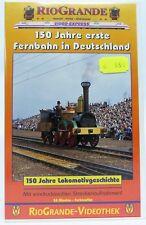 VHS 150 años primer tren de larga distancia en Alemania, véanse las fotos top OVP #2