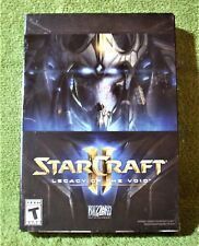 STARCRAFT 2 II LEGACY OF THE VOID Brand New Factory Sealed Original Retail Box