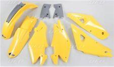 Plastik Satz Kit Husqvarna CR 125 / CR 250 - Bj. 2005 - gelb