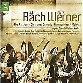Bach: The Passions; Christmas Oratorio; B Minor Mass; Motets (2015) New & Sealed